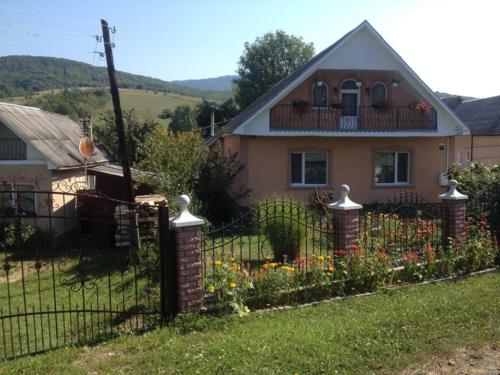 Karpaten Dorf