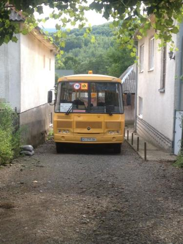 Carpathian Bus Ukraine