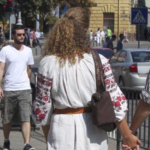 Lviv vyshivanka
