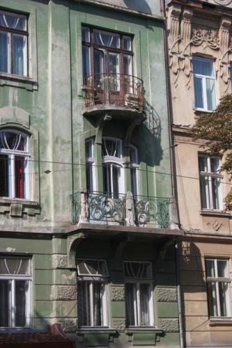 Jugend Stil Lviv